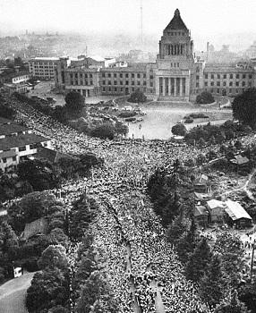 Anpo protest, 1960